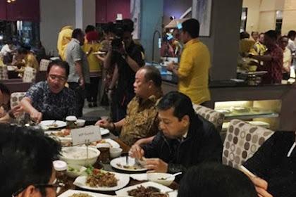 Waduh! Izin Pergi Berobat, Setya Novanto Kepergok di Restoran Padang
