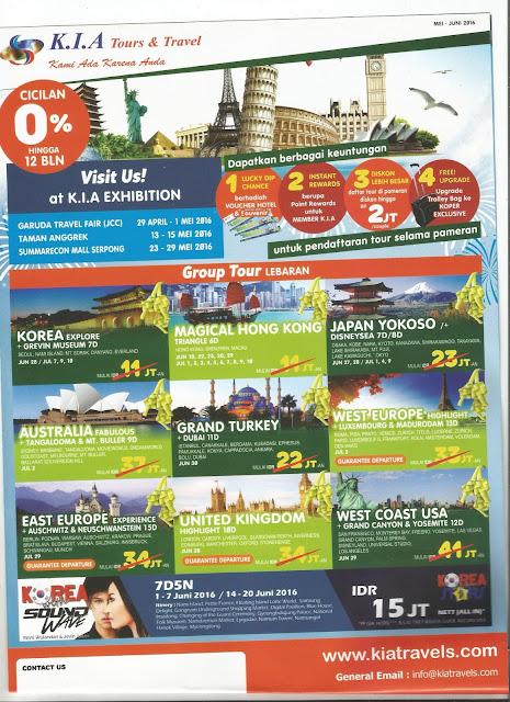 KIA Tour and Travel