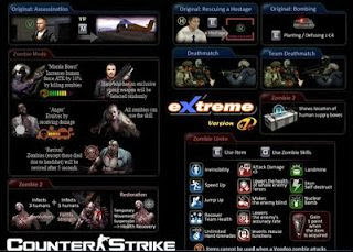 PC Counter Strike Xtreme 7 for Windows
