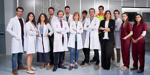 Hospital Valle Norte, Series, RTVE, Los Lunes Seriéfilos