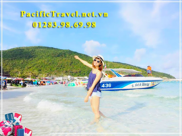 Travel Thailand good summer departure from SAIGON in 2018