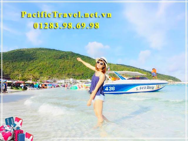 Du lịch Thái Lan dịp hè giá tốt khởi hành từ TPHCM năm 2018