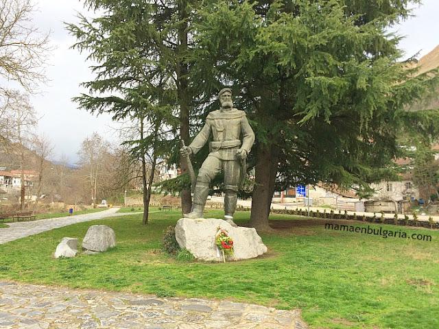Yane Sandanski Melnik Bulgaria