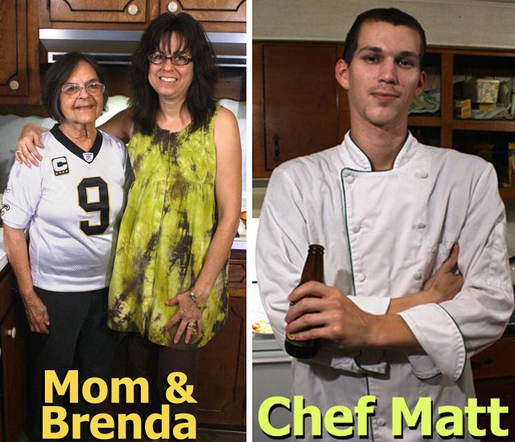 The 99 Cent Chef: Breakfast in Louisiana - Cajun Cuisine