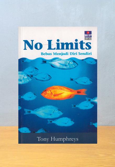 NO LIMITS: BEBAS MENJADI DIRI SENDIRI, Tony Humphreys