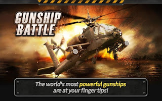 Gunship Battle Helicopter 3d Apk Unlimited Gold Mod V1.0.1 Latest Version Free Download