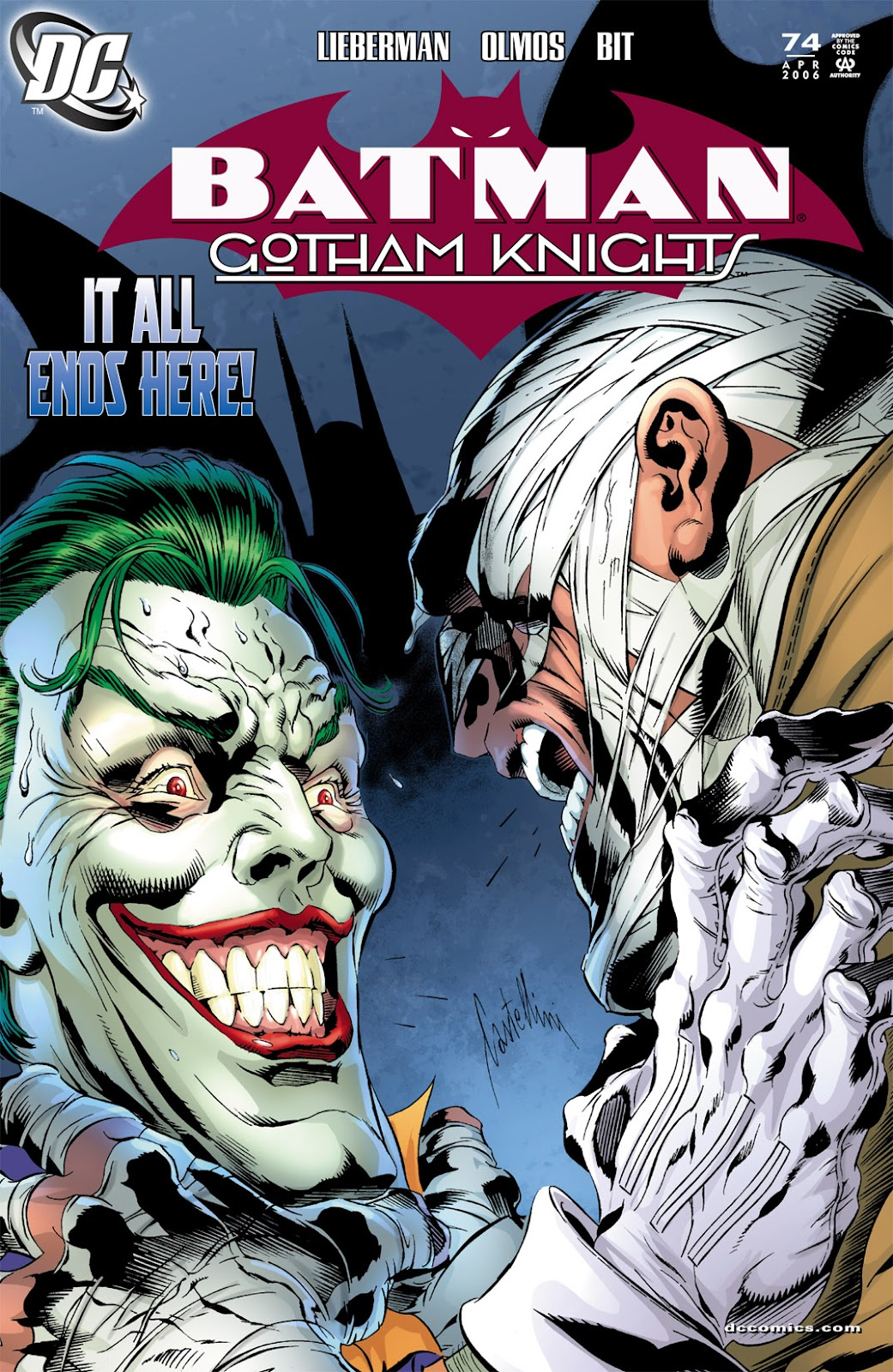 Batman: Gotham Knights Issue #74 #74 - English 1