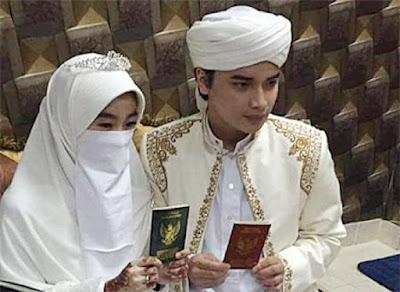Kisah inspiratif Larissa Chou memeluk Islam, Hingga menikah dengan Putra Arifin Ilham