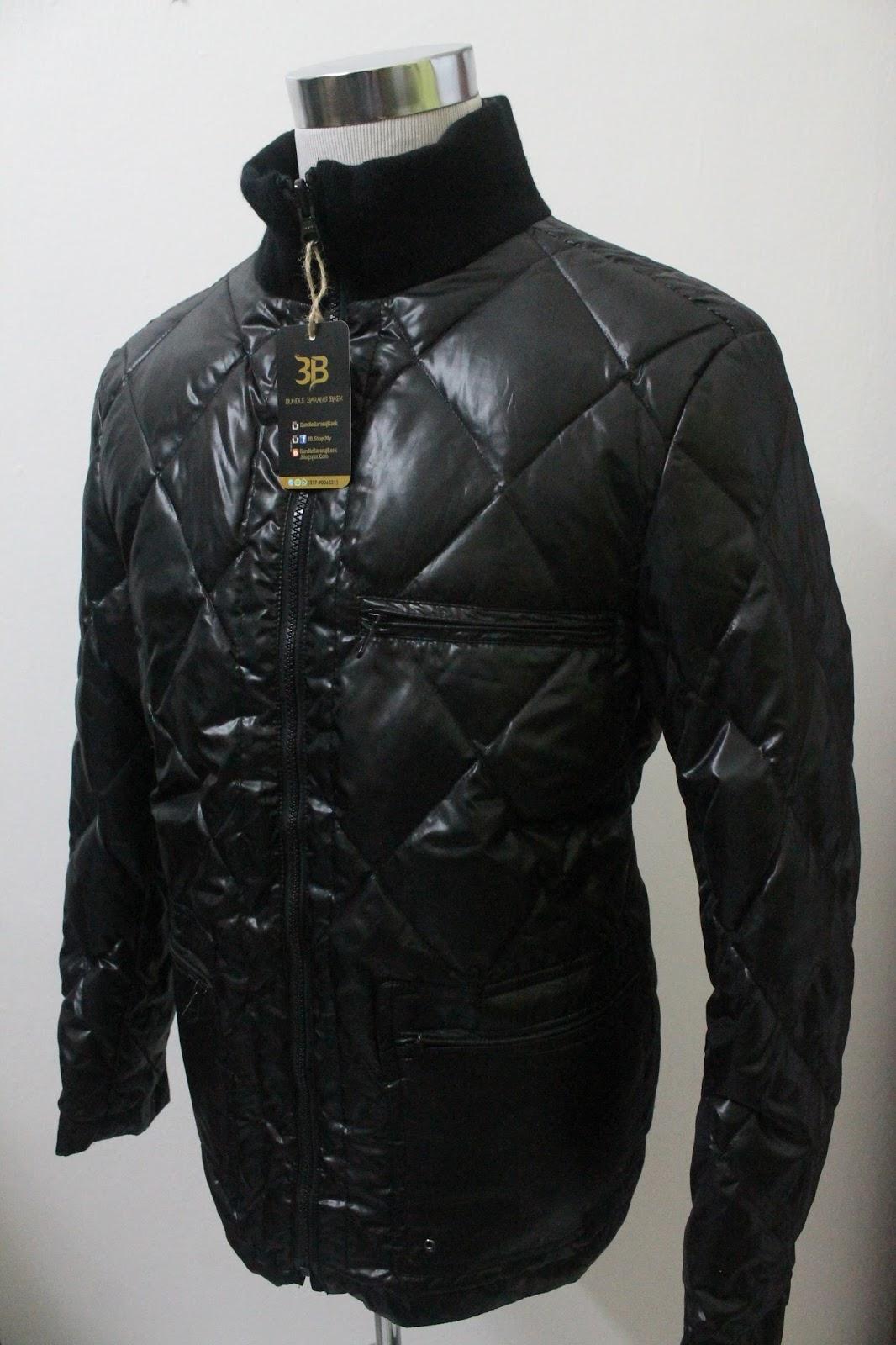 bundlebarangbaek uniqlo reversible winter jacket for men. Black Bedroom Furniture Sets. Home Design Ideas