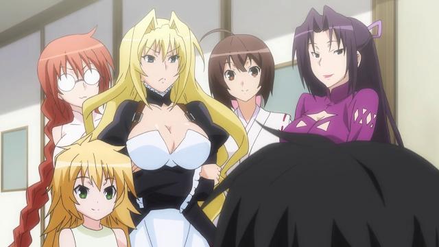 Sekirei Season 2 1080p bluray high quality movie free download