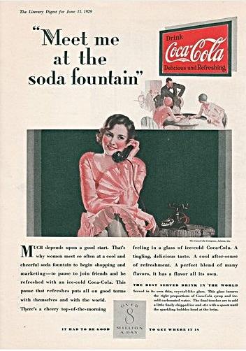vintage advertising: May 2012