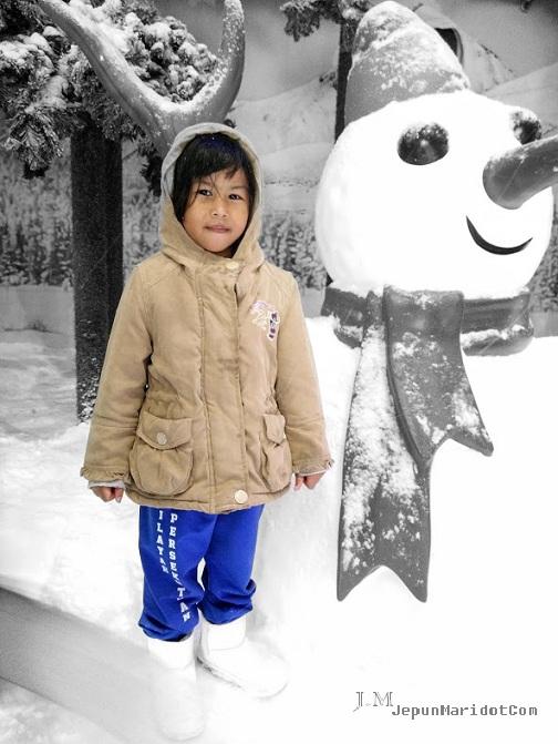 Sport day and Snowalk i-city Shah Alam
