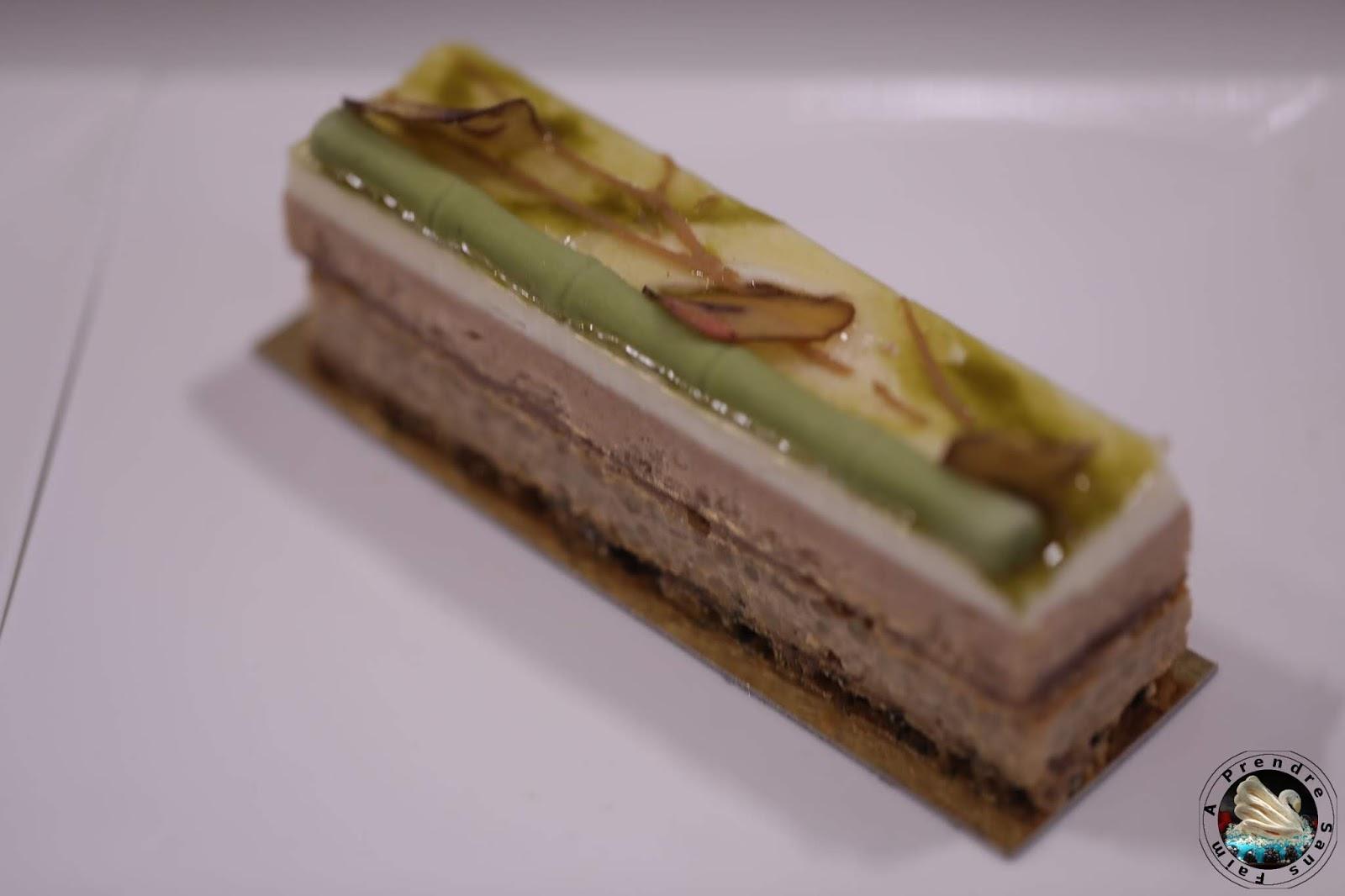 Concours Relais Desserts Charles Proust au Salon du Chocolat 2018