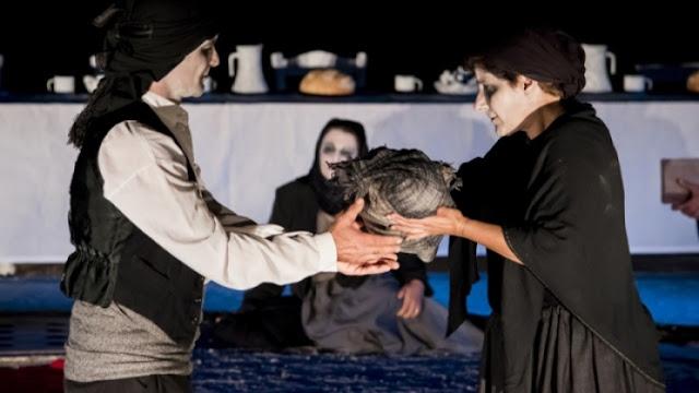 Πικρές αλήθειες και συγκίνηση στη θεατρική παράσταση της Ένωσης Ποντίων Πιερίας