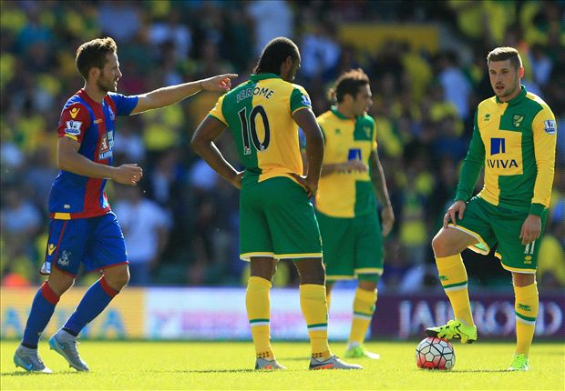 Crystal Palace vs Norwich City