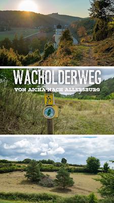 Wacholderweg von Aicha nach Allersburg | Wandern im Amberg-Sulzbacher Land
