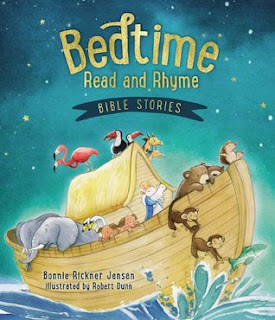 Heidi Reads... Bedtime Read and Rhyme Bible Stories by Bonnie Rickner Jensen, Robert Dunn
