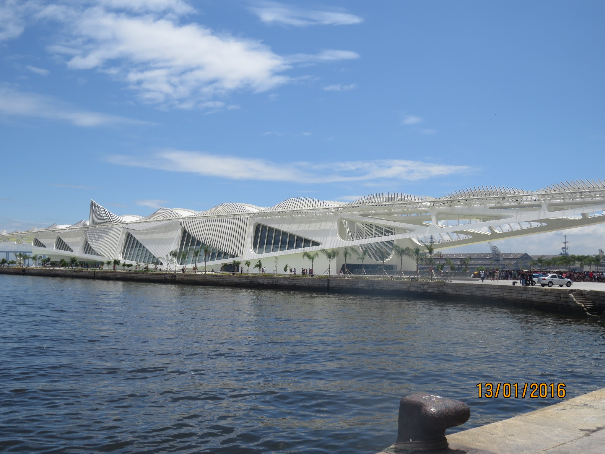 museu do amanhã espinha de peixe