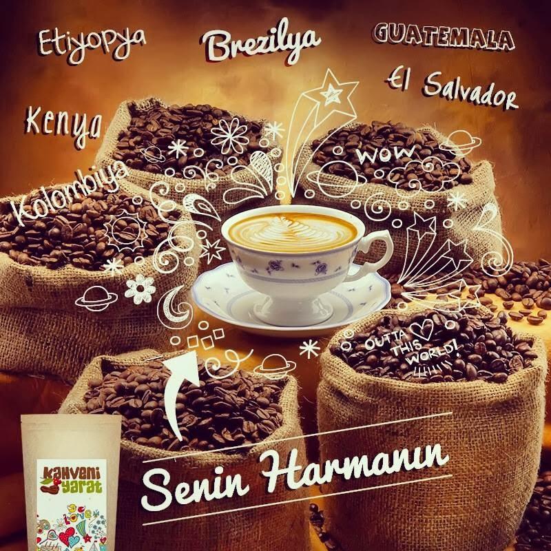 kahveni yarat