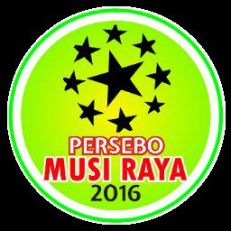 Logo Klub Persebo Musi Raya FC PNG