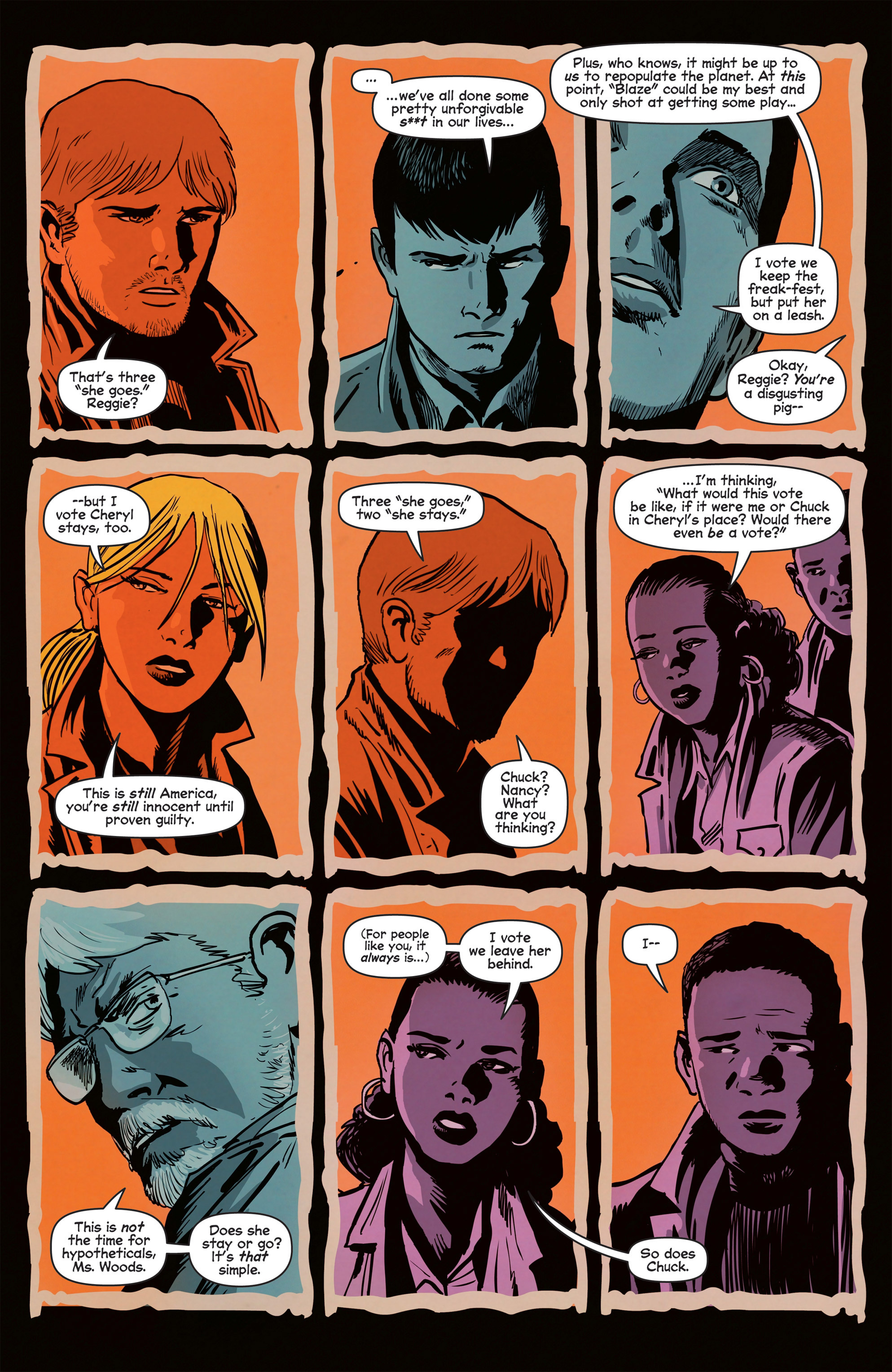 Read online Afterlife with Archie comic -  Issue #8 - 11