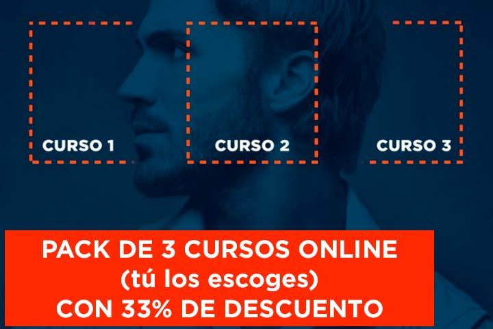 Crea tu pack de cursos online (ilustración, lettering, animación, fotografía, etc.) y recibe el 33% de descuento
