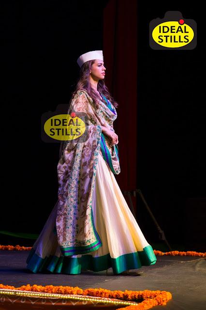 fashion show in tirupati