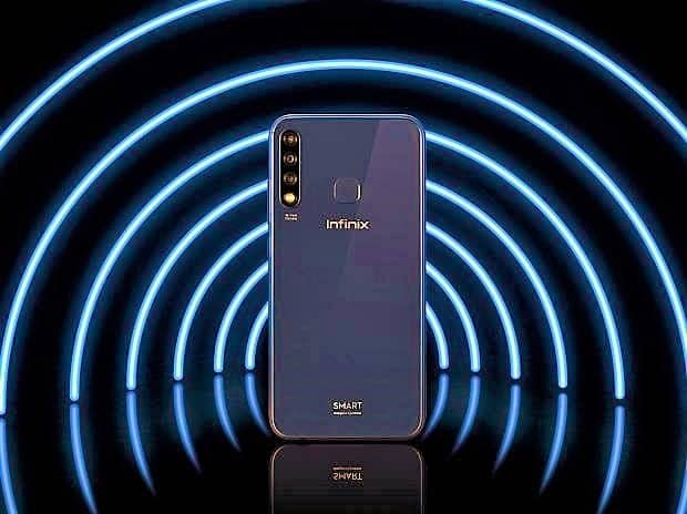 Infinix Smart 3 Plus Cheapest triple-camera phone