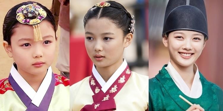 Phim Kim Yoo Jung và hành trình ăn cơm phim trường từ năm 4 tuổi-2016