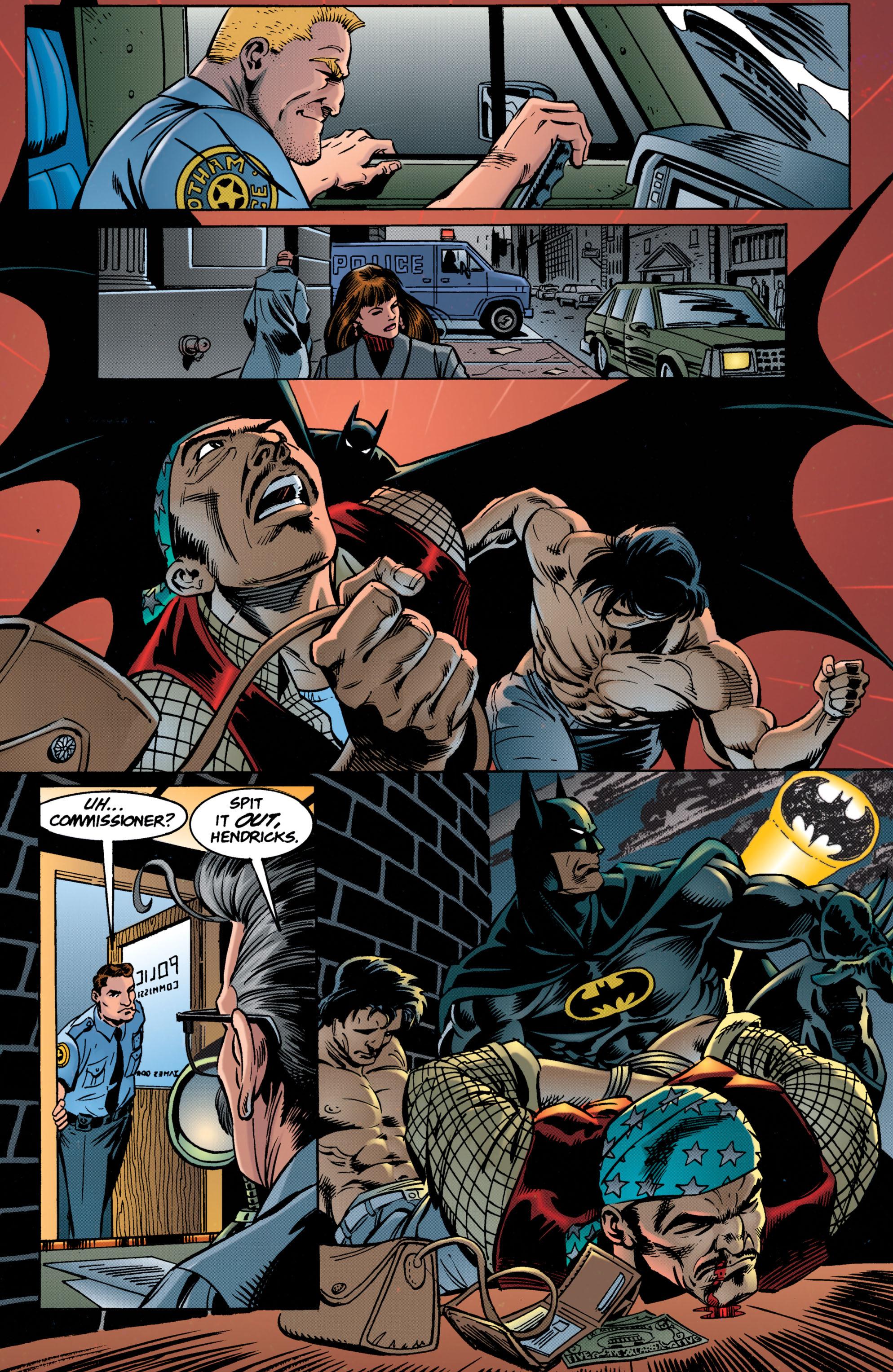 Detective Comics (1937) 698 Page 8