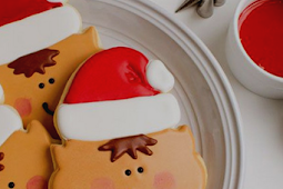 Elf Cookies with Any Elf Cutter  Recipes Xmas