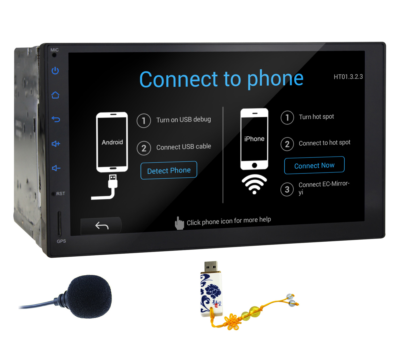 How to connect your reverse Camera with Joying unit ?   You deserve