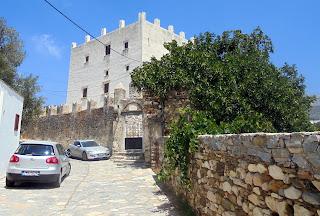 Πύργος Γρατσία στο Χαλκί