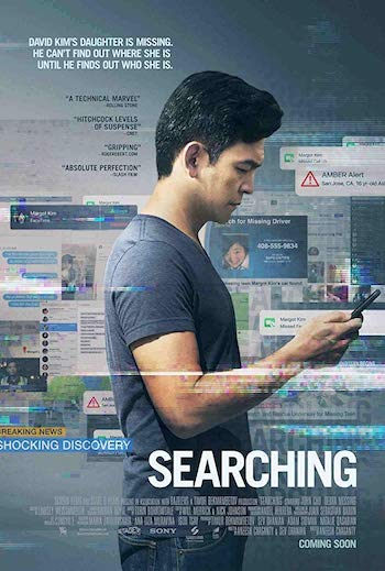 Searching 2018 Dual Audio Hindi English Web-DL 720p 480p Movie Download