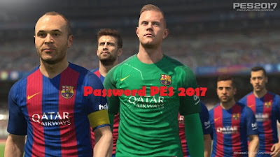 cheat password rahasia pes 2017