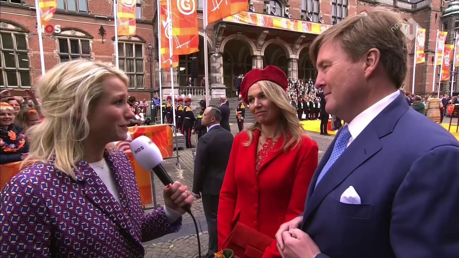 Dionne Stax Dionne Stax Nos Koningsdag 2018 In Groningen