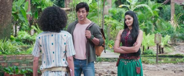Junglee (2019) HD 1080p y 720p Latino Dual