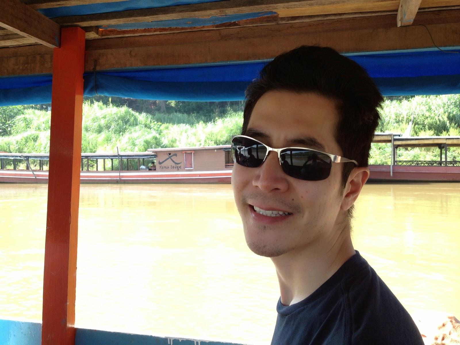 Luang Prabang - En route to the Pak Ou Caves