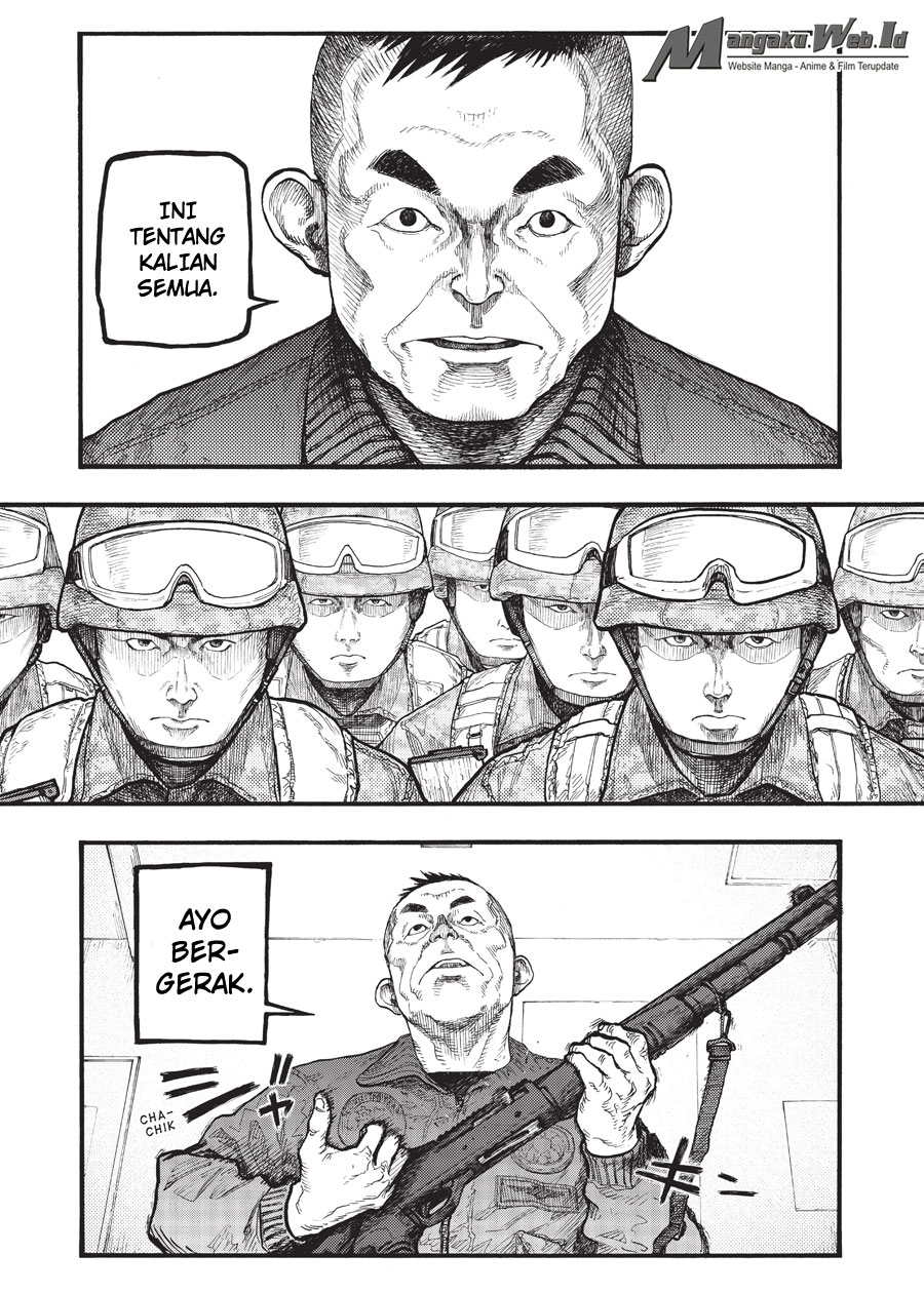 Ajin Chapter 54-2