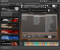 Download Abbey Road Modern Drummer KONTAKT Library