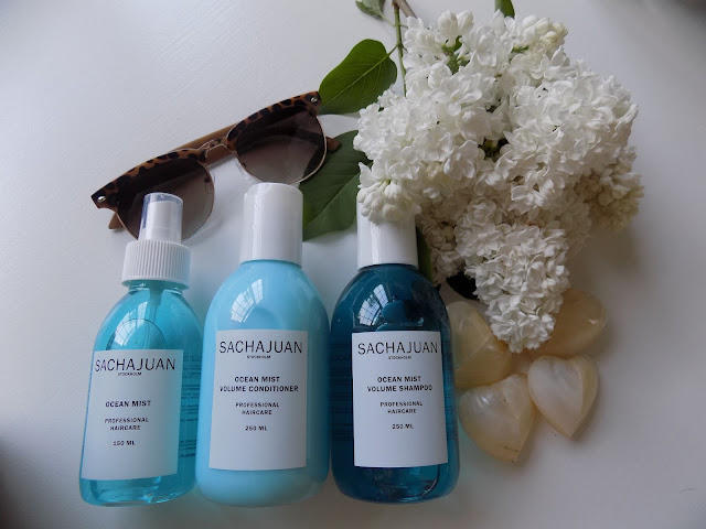 Sachajuan Ocean Mist Volume Shampoo | Volume Conditioner + Ocean Mist Beach Spray