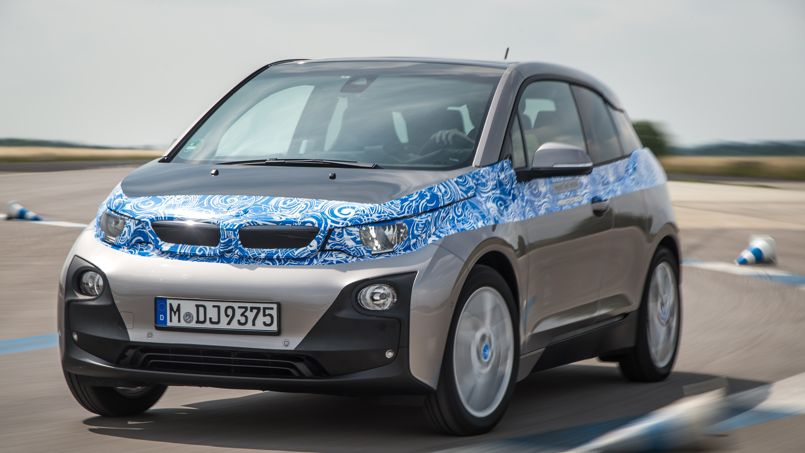 the electric bmw i3 report i3 price to be announced on july 22nd. Black Bedroom Furniture Sets. Home Design Ideas