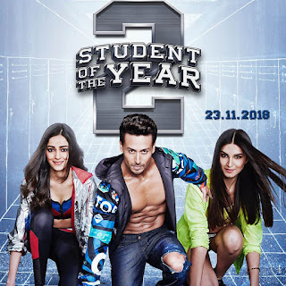 SOTY2 Movie New Poster Images