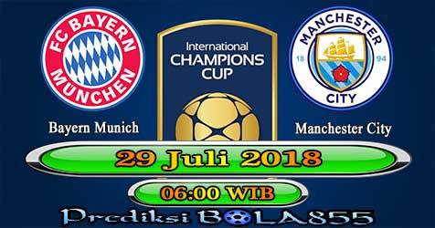 Prediksi Bola855 Bayern Munich vs Manchester City 29 Juli 2018
