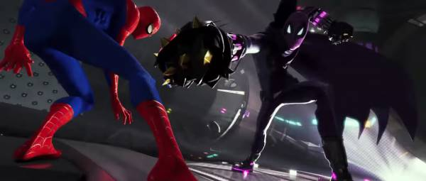 3 Villain Film Spider-Man Into the Spider-Verse