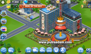 Virtual City Playground MOD APK v1.20 Data Hack Unlimited Money + Gems
