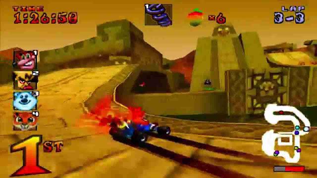 Crash Team Racing Ps1 Iso