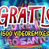1500 VIDEOS CLEAN FREE DOWLOAD 2016 Y 2017