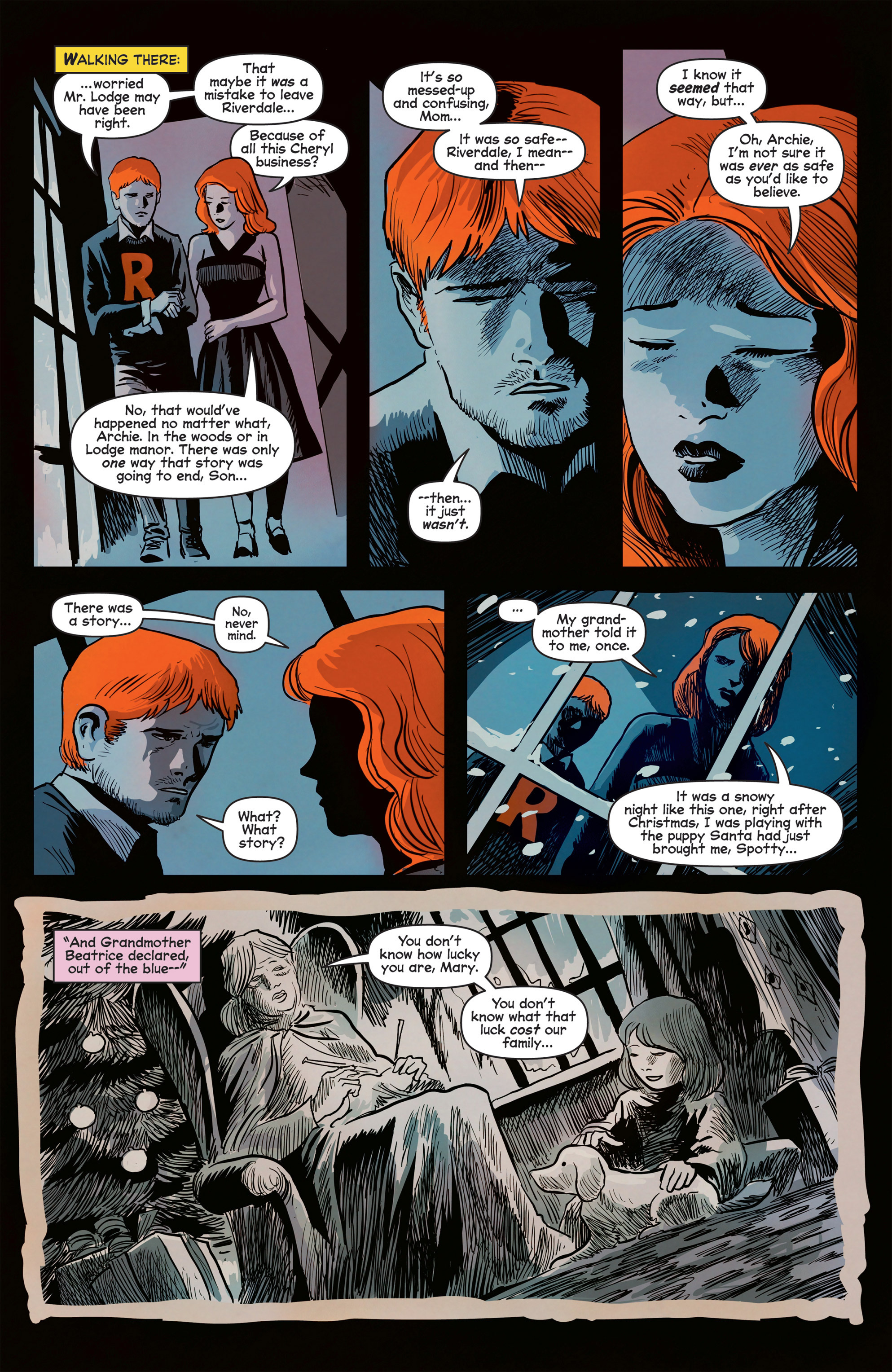 Read online Afterlife with Archie comic -  Issue #8 - 20