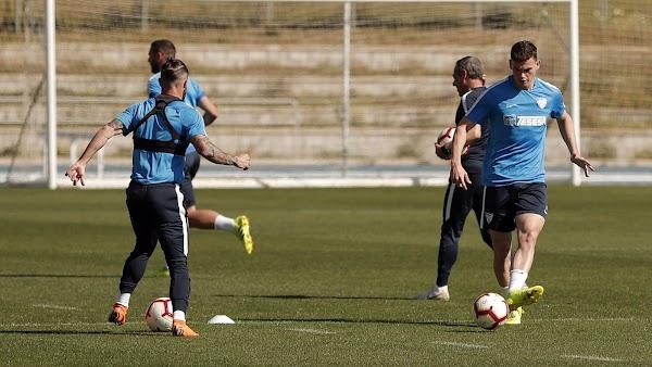 El Málaga descansa hoy miércoles